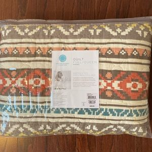 Martha Steward Reversible Quilt